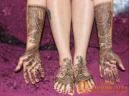 wedding henna for a bride in austin tx