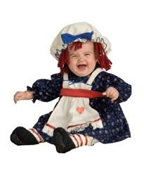 Toddler Costume Clown Ragamuffin Dolly Toddler Costume Costumes
