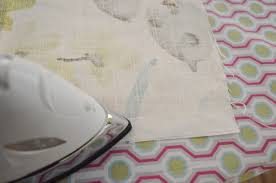 How To Make A No Sew Window Valance Easy Window Treatment How To Make A Fake Roman Shade Young