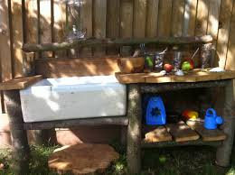 82 best eec mud kitchen images on pinterest mud kitchen outdoor