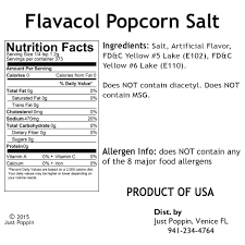 amazon com flavacol movie theater popcorn seasoning 16oz