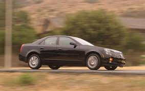 2003 cadillac cts price used 2003 cadillac cts for sale pricing features edmunds