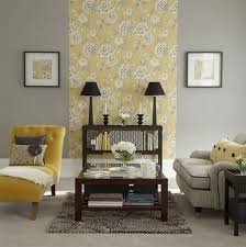 attractive yellow living room accessories interior design yellow