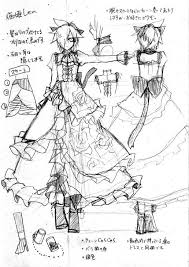 design len 99 best vanan images on vocaloid kaito and