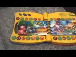 Vtech Write And Learn Desk Vtech Write U0026 Learn Abc Book Toy Youtube