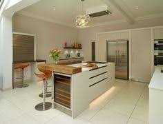 bespoke kitchen islands white lacquer urbo bespoke kitchen island with walnut breakfast