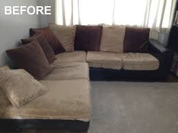 sofa cushion cover replacement new replacement couch cushion