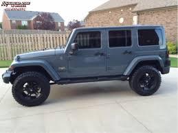 jeep rubicon matte black 2014 jeep wrangler xd series xd801 crank wheels matte black