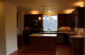 Above Cabinet Lighting by Over Cabinet Lighting U Design Blog