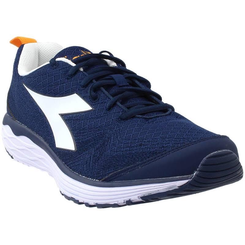 Diadora FLAMINGO Running Shoes Navy- Mens