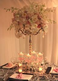 chandelier centerpieces best 25 chandelier centerpiece ideas on wedding