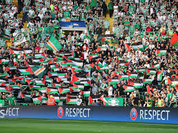 Flag Display Rules Celtic Fans Pledge To Match Any Uefa Fine For Palestinian Flag