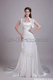 a line princess wedding dress ivory a line princess wedding gown with jacket img 0729 1st dress