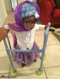 9 Month Halloween Costume Grandma Baby Costume Halloween Photo 4 4