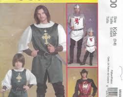 Shining Halloween Costume Crusader Costume Etsy