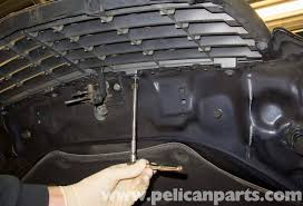 mercedes w211 radiator grille and ornament replacement