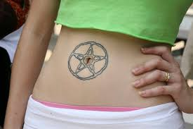 mj u0027s art blog archive most popular tattoos u2013 the belly button