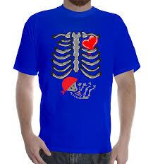 Halloween Costumes For Pregnant Women Skeleton Pregnant Skeleton Women Bones Ribs Baby T Shirt Funny Halloween