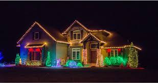 Hanging Christmas Lights by Professional And Residential Christmas Light Hanging And