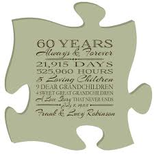 gifts for 60 year 171 best 60th anniversary gifts images on parent