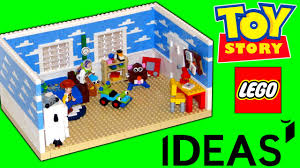 Toy Story Andys Bedroom Toy Story Andy U0027s Room Lego Ideas Project Youtube