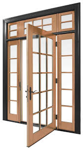 Wood Sliding Glass Patio Doors Patio 5 Ft Sliding Patio Doors White Sliding Door Wooden Sliding