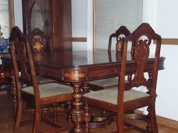 Vintage Dining Room Sets Antique Dining Room Tables Discoverskylark