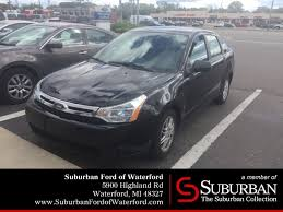 used 2010 ford focus used 2010 ford focus for sale ferndale mi serving detroit