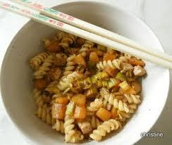 cuisiner tofu fumé pâtes aux légumes d hiver et tofu fumé le culinaire pause nature