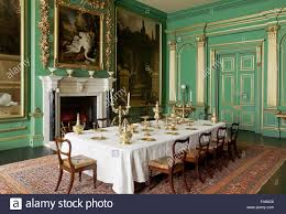 the hondecoeter room at belton house lincolnshire the painting