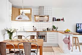 Cuisine Scandinave Design by Indogate Com Cuisine En L Petite Surface