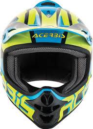 yellow motocross helmets acerbis impact junior 3 0 kids motocross helmet helmets offroad