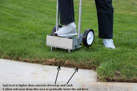 step u0027n tilt core lawn aerator 2 the easy way to core aerate