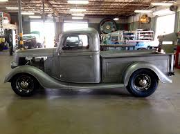 Vintage Ford Truck Forum - rods chopping a 35 36 ford pickup cab pros please weigh in