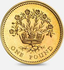 how valuable are the 10 rarest one pound coins from the 1986 flax