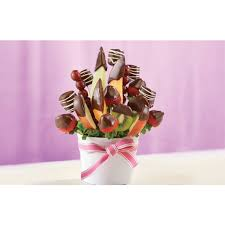 chocolate covered fruit bouquet chocolate dipped fruit bouquet recipe