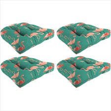 Patio Chair Cushions Set Of 4 Patio Set Cushions Special Offers Erm Csd