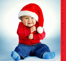 cute christmas baby picture imgur