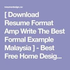 Download Resume Format Amp Write by How Write Internship Application Letter Others High Driver