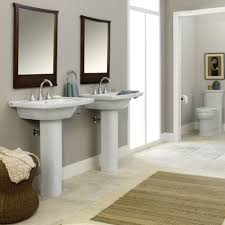 american standard standard collection pedestal sink the fixture gallery american standard tropic grande 27 inch