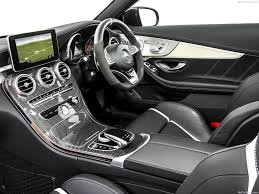 C63 Coupe Interior Mercedes Benz C63 Amg Coupe 2017 Picture 93 Of 158
