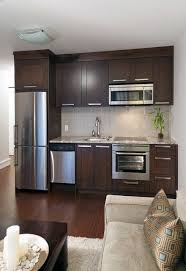 ideas for small kitchens layout one wall kitchen pinteres