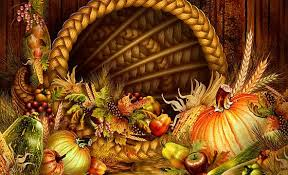 thanksgiving powerpoint background with bonus
