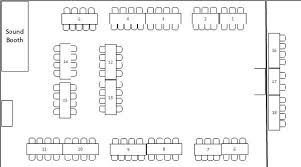 Floor Plan Wedding Reception Creating Your Wedding Seating Chart In 5 Easy Steps