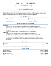 Canada Resume Template Professional Stocker Templates To Showcase Your Talent