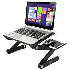 Laptop Desk Uk H S Portable Adjustable Laptop Computer Notebook Desk Stand Table