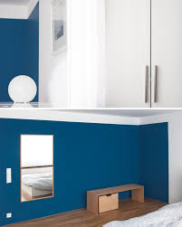 Schlafzimmer Wandfarbe Blau Blau Und Die Lösung Für Einen Raum