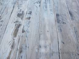 thrifty blogs on home decor make new wood look old and weathered creative woods and blog