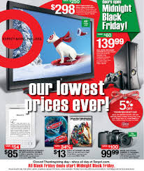 target black friday deals start barbara u0027s beat november 2011