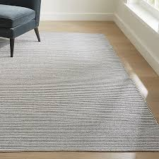 Striped Indoor Outdoor Rugs Portico Sand Taupe Striped Indoor Outdoor Rug Crate And Barrel